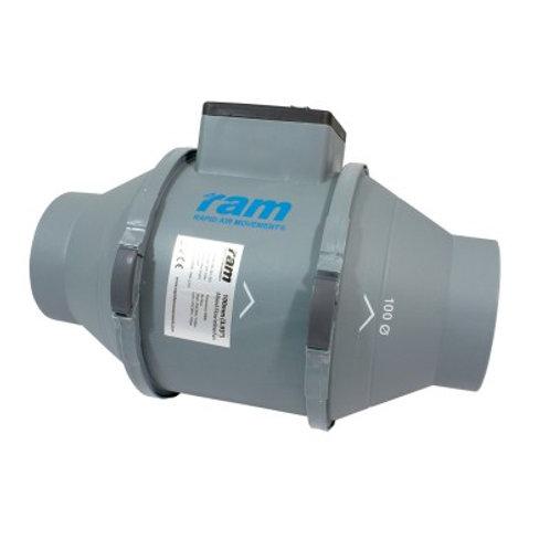 RAM Mixed-Flow Inline Fan