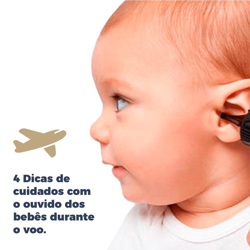 dicas cuidados bebê ouvido voo avião otorrino pediatra df emergencia criança otorrinolaringologia asa sul asa norte brasilia distrito federal lago sul lago norte urgente ouvido nariz garganta adulto