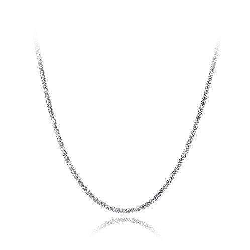 Shine Tennis Necklace