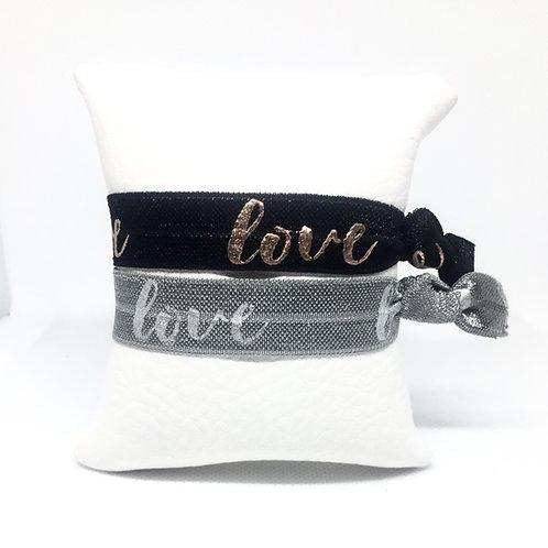 Strech Bileklik-Love
