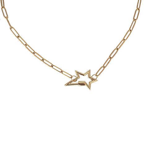 Star Lock-Gold