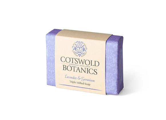 Triple Milled Luxury Soap Lavender & Geranium