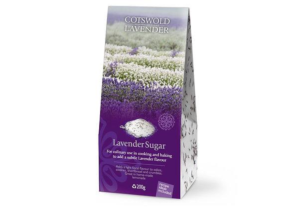 Culinary Lavender Sugar