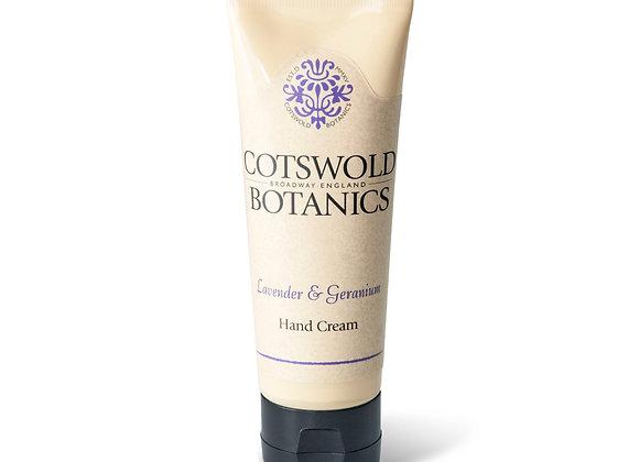 Hand Cream Lavender & Geranium