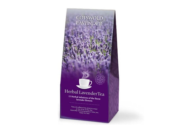 Lavender Herbal Tea Bags