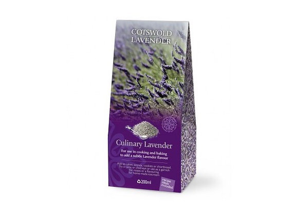 Culinary Lavender Grains