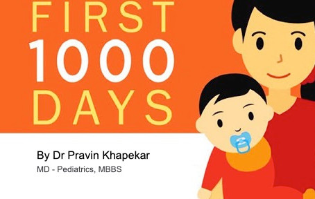First 1000 Days of Childcare And Nutrition