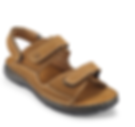 handmade leather sandals men