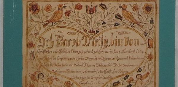 Pennsylvania German Fraktur and Printed Broadsides - lastcopy, used