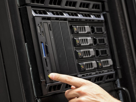 Choose the Correct Hard Drive Size for the Server Bay Size