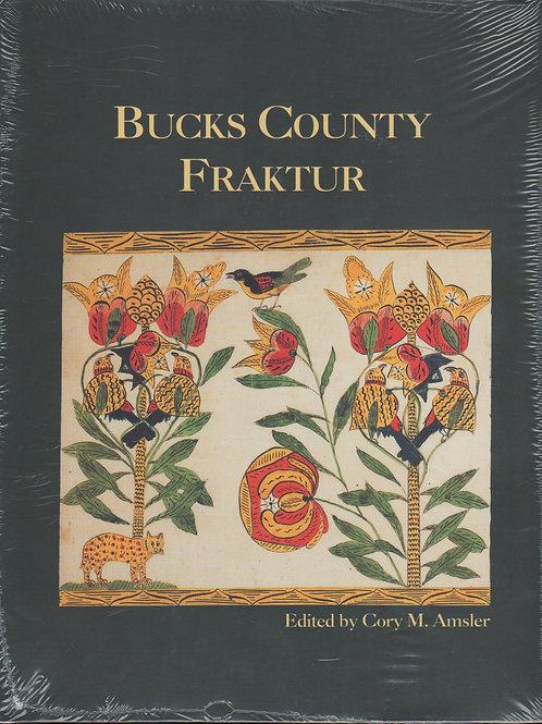 Bucks County Fraktur - Cory Amsler