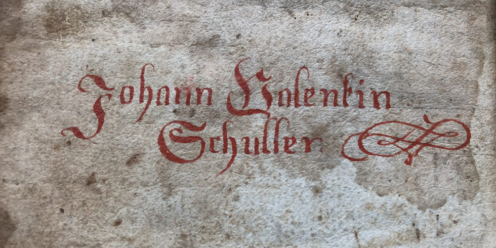 New website from members of the Schuller family
