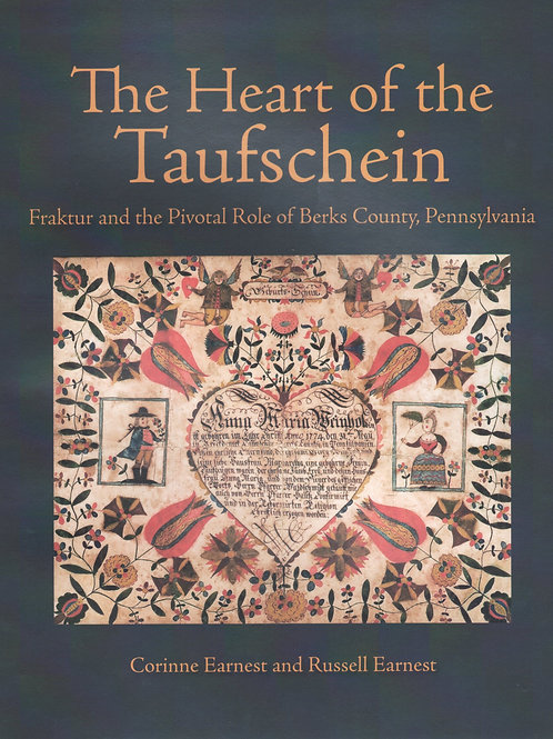 The Heart of the Taufschein - Russel Earnest, Corinne Earnest
