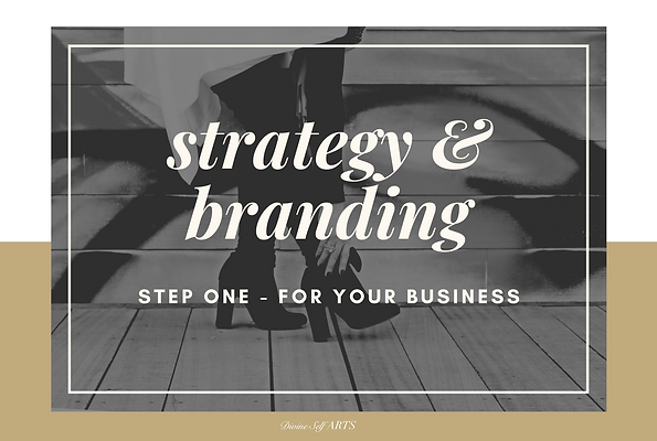 Divine Self Arts - strategy and branding