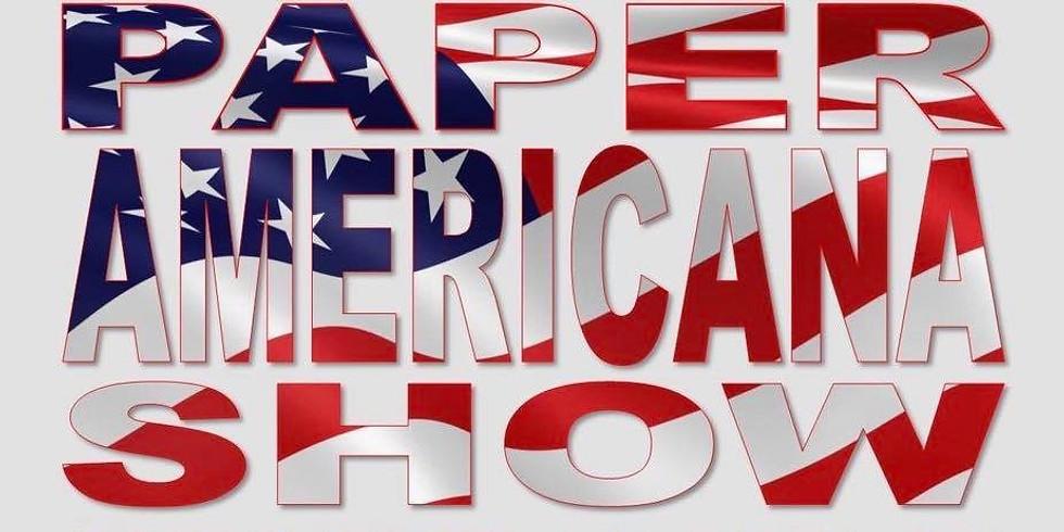 The Elkton Paper American Show