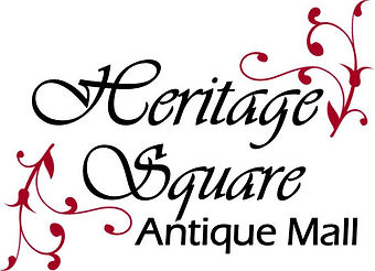 Heritage Square Antique Mall, Columbus Ohio, Booth C-62