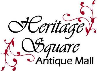 Heritage Square Antique Mall, Columbus Ohio, Booth C-62