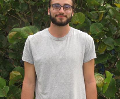 Jesse Leavitt awarded S-STEM scholarship