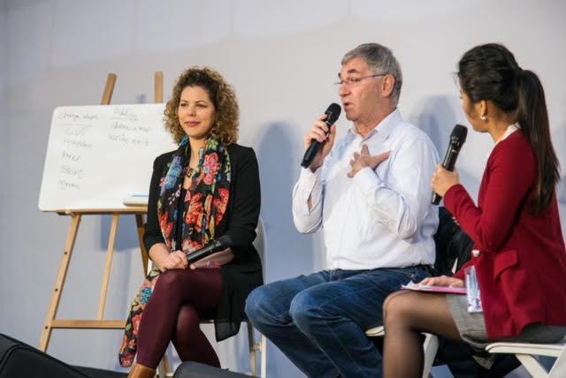 2018 台北國際書展講座:  創意的悖論