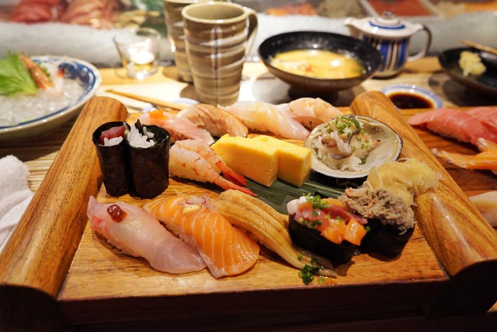 אוכל יפני בטייוואן