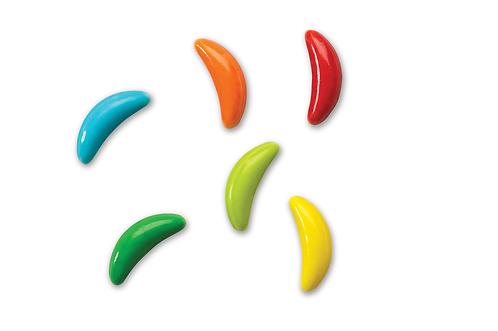 Kooky Bananas - Coated Candy Bulk