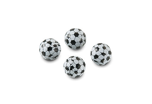 Foiled Soccer Balls Chocolate