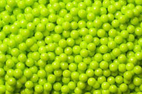 Pearls Bulk- Lime Green