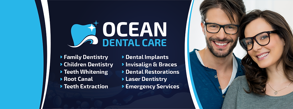 Ocean Dental Care | Family Dentistry | Dental Clinic | Burlington