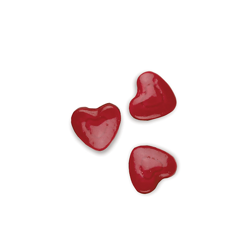 Candy Hearts Coated Candy Bulk