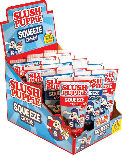 Koko's Slush Puppie Squeeze Blue Raz