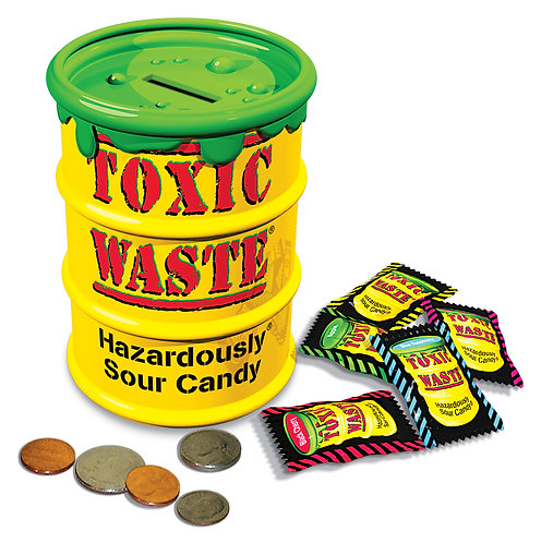 Toxic Waste Bank