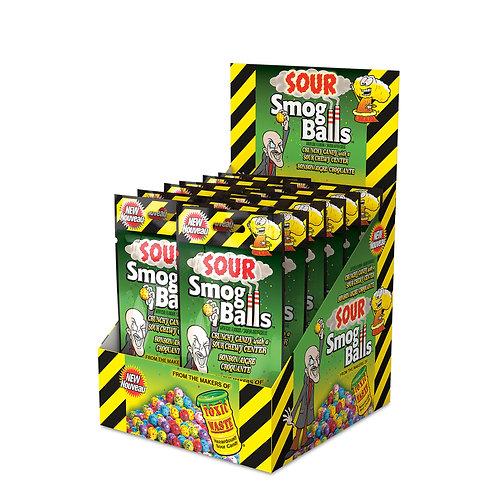 Toxic Waste Smog Balls Peg Pack
