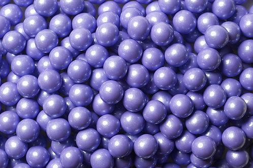 Shimmer Sixlets Bulk - Lavender