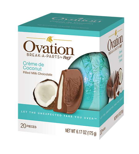 Ovation Creme de Coconut