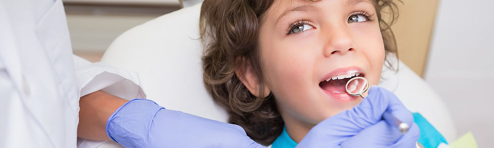 Saginaw Dental Centre | Children Dentistry | Cambridge