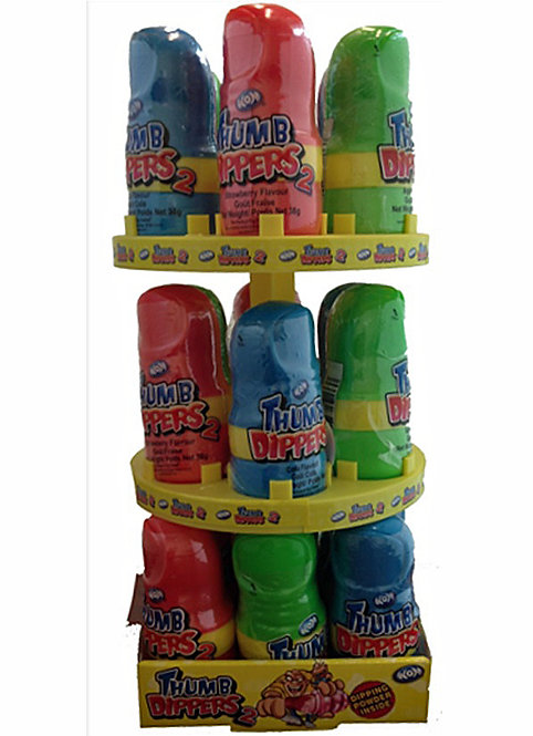 Thumbs-Up Sour Dipper Tower