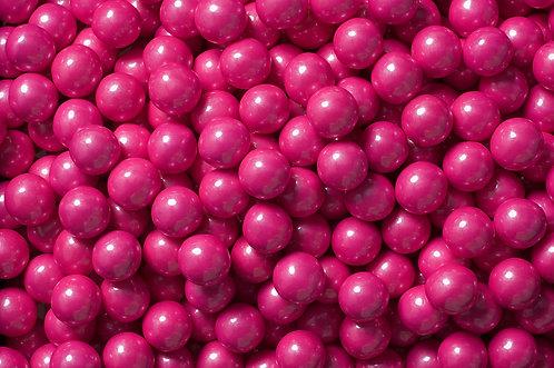 Shimmer Sixlets Bulk - Bright Pink