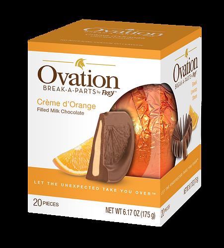 Ovation Creme d'Orange Milk