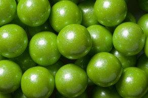 Gumballs Bulk - Shimmer Lime Green
