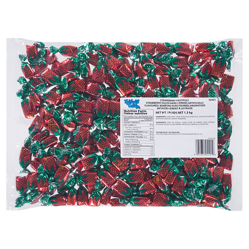 Bag Candy Strawberry