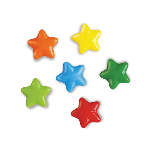 Neon Stars Candy