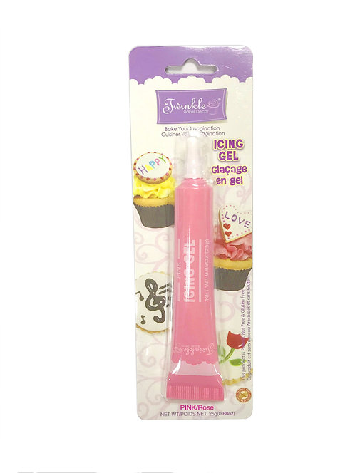 Icing Gel-Pink