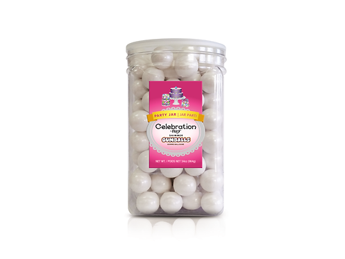 CEL by Frey Gumballs Party Jar ShimmerWhite