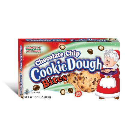 Taste of Nature Xmas Cookie Dough- Chocolate Chip