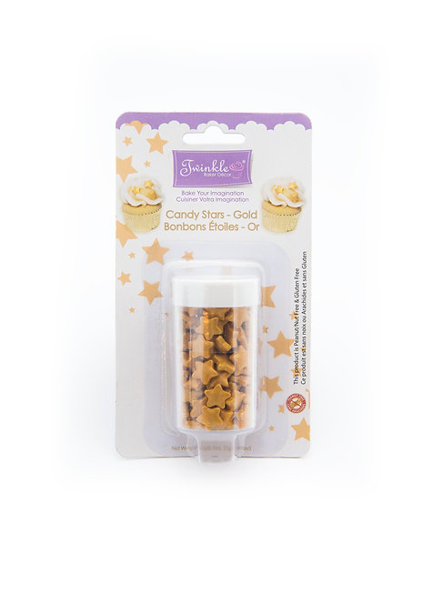 Candy Stars- Gold