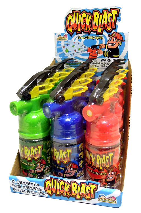 Quick Blast Spray