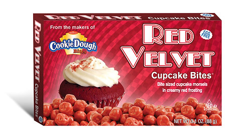Taste of Nature Red Velvet Cupcake Bites