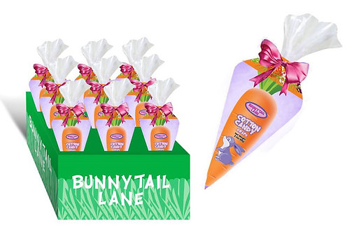 Bunny Tail Easter Cotton Candy