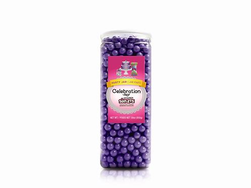 CEL by Frey Sixlets  Party Jar Shimmer Lavender