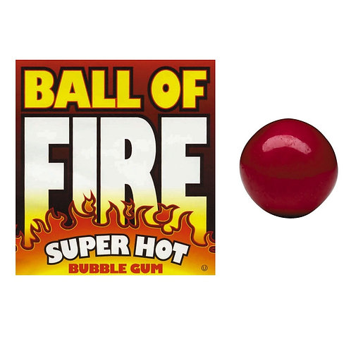 Ball of Fire Gum Bulk (1080ct)